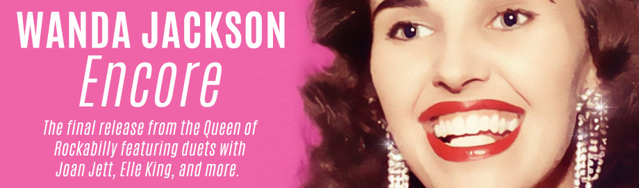 Wanda Jackson on sale