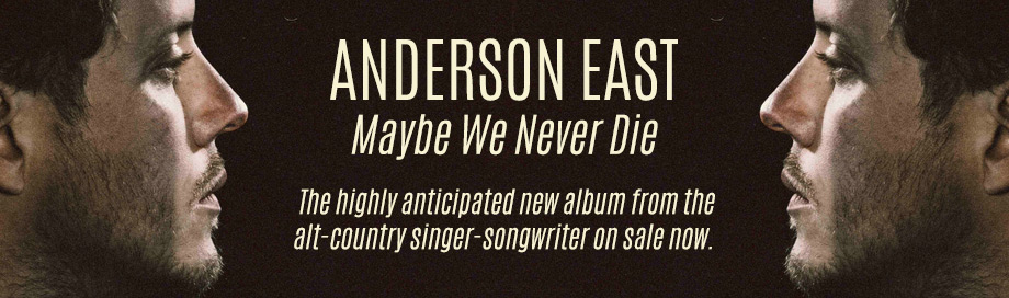 Anderson East on sale