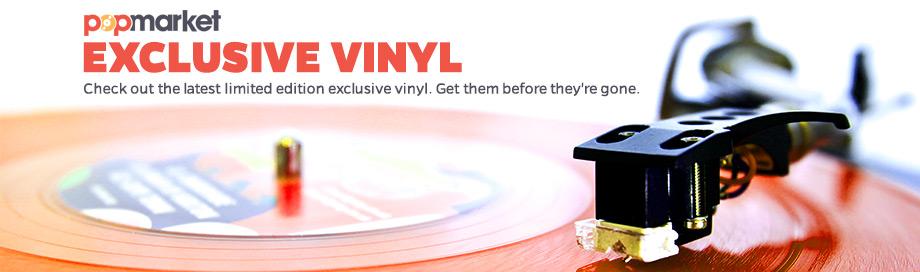 Popmarket Exclusive Vinyl