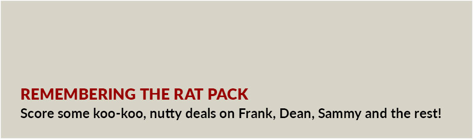 Remembering the Rat Pack