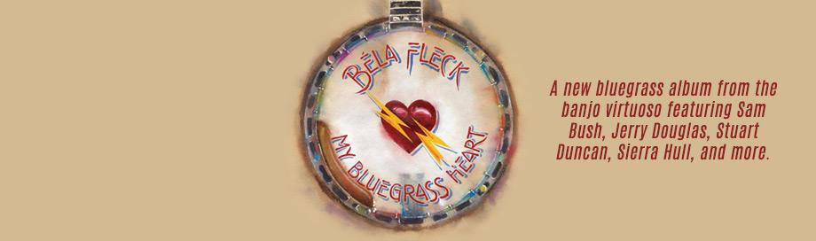 Bela Fleck on sale