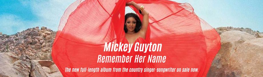 Mickey Guyton on sale