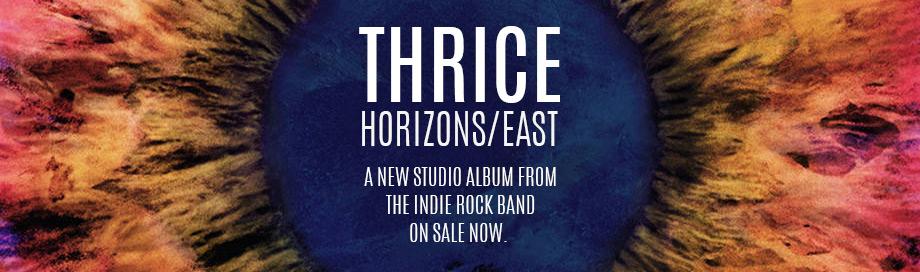 Thrice on sale
