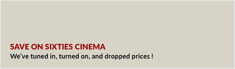 Save on Sixties Cinema