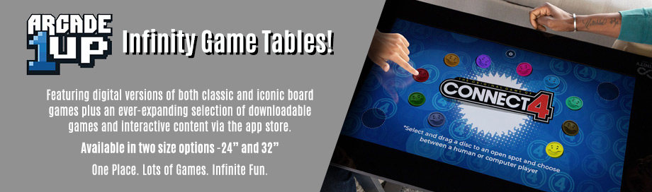 Infinity Game Tables